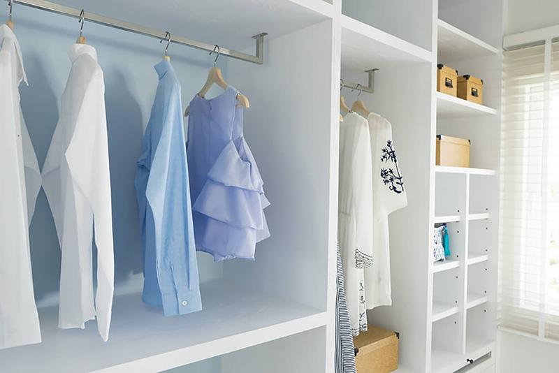 Walk-in Closets Color