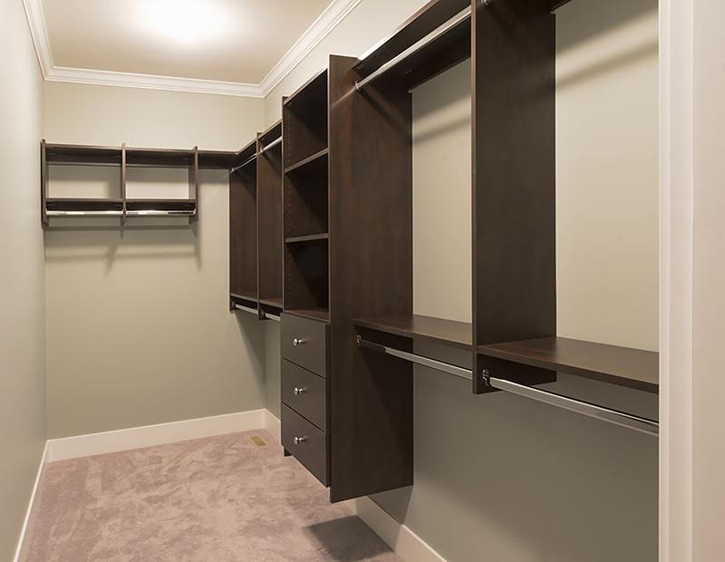 Walk-in Closets Floorplan