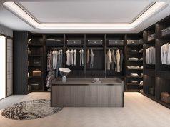 Walk-in Closets Wood