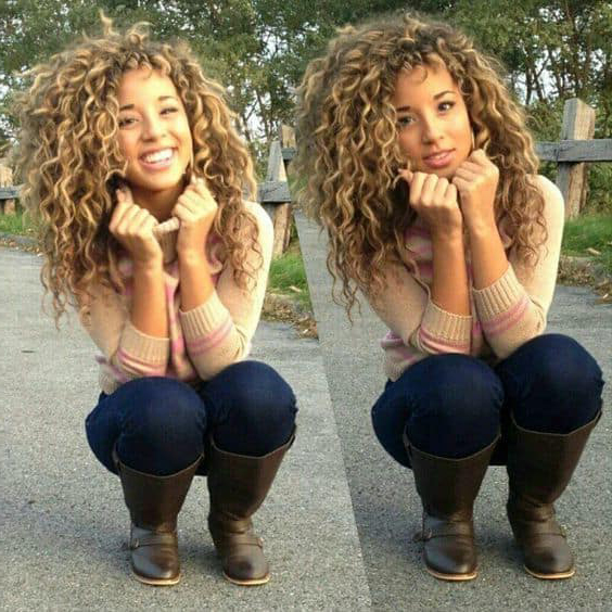 Ultimate Curly Hairstyles With Bangs Idea Blog