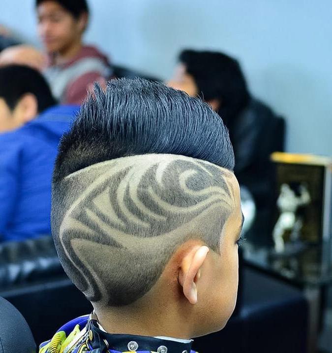 Brush-up -Pattern-Cut