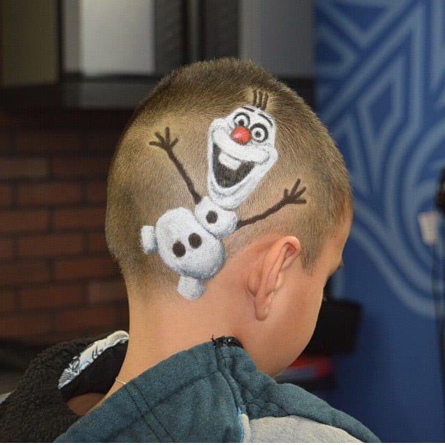 Snowman-Cut