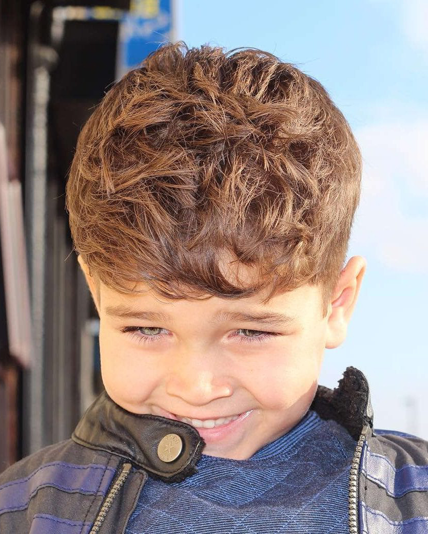 haircuts for kids