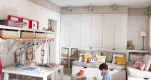 Ideas of a children's room for a boy