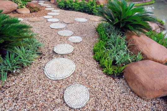 Stepping Stone Pathways Clean