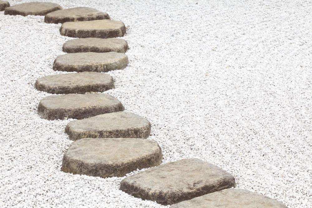 Stepping Stone Pathways Zen
